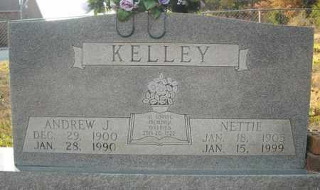 KELLEY, ANDREW J. - Faulkner County, Arkansas | ANDREW J. KELLEY - Arkansas Gravestone Photos