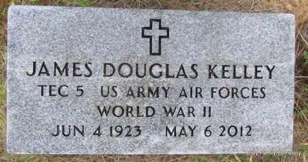 KELLEY (VETERAN WWII), JAMES DOUGLAS - Faulkner County, Arkansas   JAMES DOUGLAS KELLEY (VETERAN WWII) - Arkansas Gravestone Photos