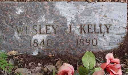 KELLY, WESLEY J. - Faulkner County, Arkansas | WESLEY J. KELLY - Arkansas Gravestone Photos