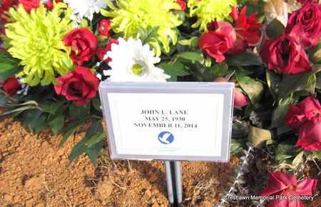 LANE, JOHN L. - Faulkner County, Arkansas   JOHN L. LANE - Arkansas Gravestone Photos