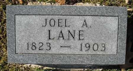 LANE, JOEL A. - Faulkner County, Arkansas | JOEL A. LANE - Arkansas Gravestone Photos