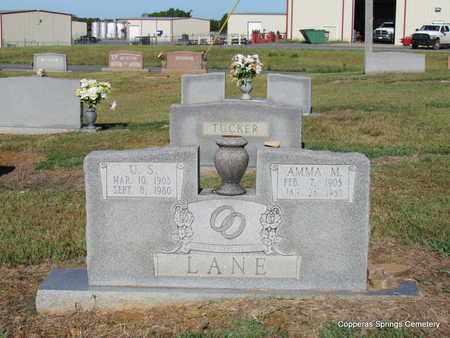 LANE, ULYSSES S. - Faulkner County, Arkansas   ULYSSES S. LANE - Arkansas Gravestone Photos