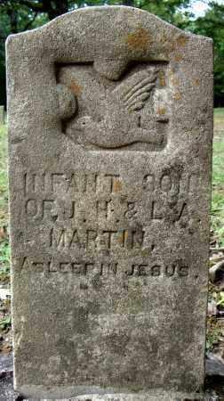 MARTIN, INFANT SON (3) - Faulkner County, Arkansas | INFANT SON (3) MARTIN - Arkansas Gravestone Photos
