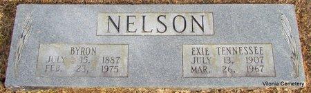 NELSON, EXIE TENNESSEE - Faulkner County, Arkansas | EXIE TENNESSEE NELSON - Arkansas Gravestone Photos