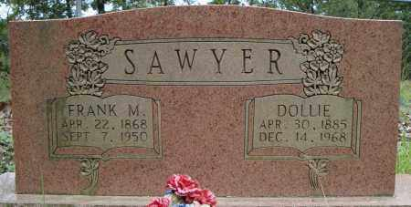 SAWYER, FRANK M. - Faulkner County, Arkansas | FRANK M. SAWYER - Arkansas Gravestone Photos