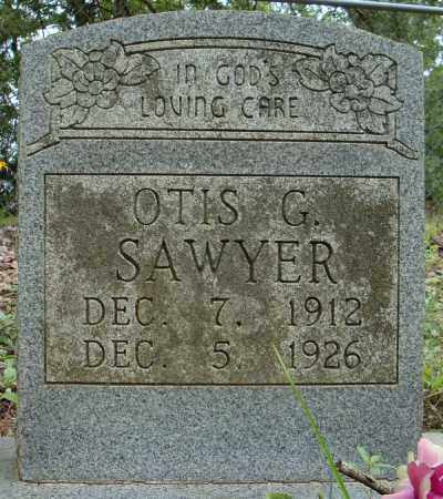 SAWYER, OTIS G. - Faulkner County, Arkansas | OTIS G. SAWYER - Arkansas Gravestone Photos