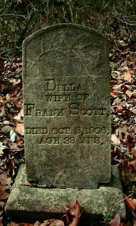 SCOTT, DELLA - Faulkner County, Arkansas | DELLA SCOTT - Arkansas Gravestone Photos
