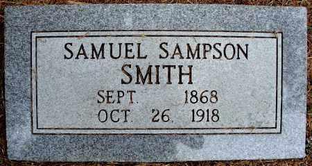 SMITH, SAMUEL SAMPSON - Faulkner County, Arkansas | SAMUEL SAMPSON SMITH - Arkansas Gravestone Photos