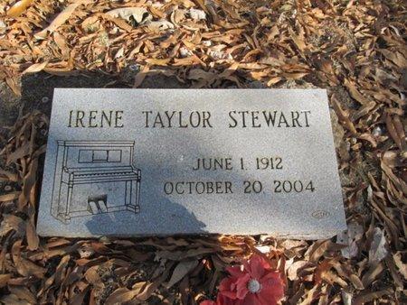 STEWART, IRENE - Faulkner County, Arkansas | IRENE STEWART - Arkansas Gravestone Photos