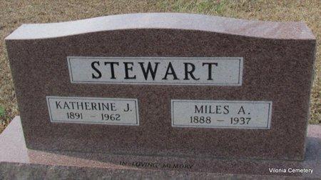 STEWART, KATHERINE J - Faulkner County, Arkansas | KATHERINE J STEWART - Arkansas Gravestone Photos