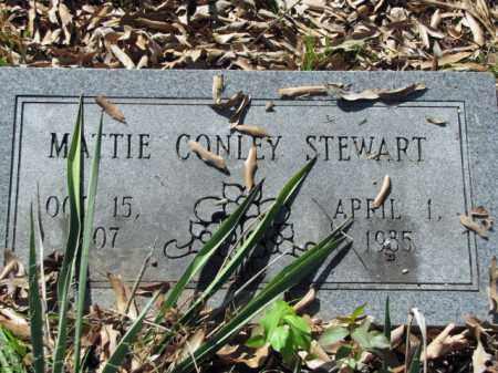STEWART, MATTIE - Faulkner County, Arkansas | MATTIE STEWART - Arkansas Gravestone Photos