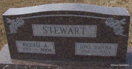 STEWART, IONE - Faulkner County, Arkansas | IONE STEWART - Arkansas Gravestone Photos