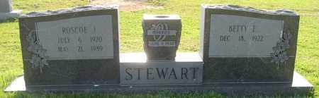 STEWART, ROSCOE J. - Faulkner County, Arkansas | ROSCOE J. STEWART - Arkansas Gravestone Photos
