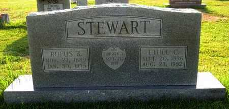 STEWART, ETHEL C. - Faulkner County, Arkansas | ETHEL C. STEWART - Arkansas Gravestone Photos