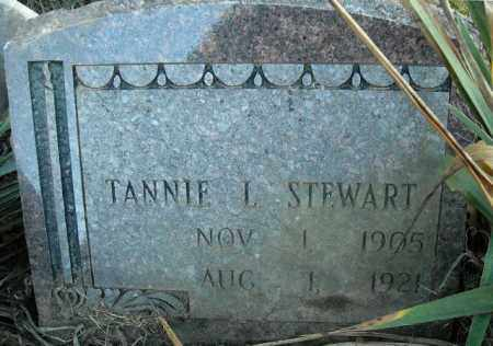 STEWART, TANNIE L. - Faulkner County, Arkansas | TANNIE L. STEWART - Arkansas Gravestone Photos