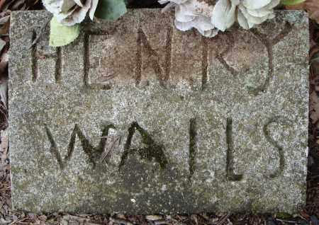 WALLS, HENRY - Faulkner County, Arkansas | HENRY WALLS - Arkansas Gravestone Photos