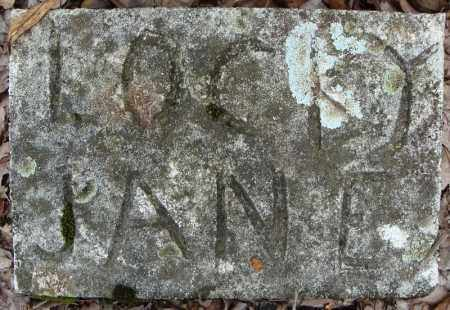 WALLS, LOCKY JANE - Faulkner County, Arkansas | LOCKY JANE WALLS - Arkansas Gravestone Photos