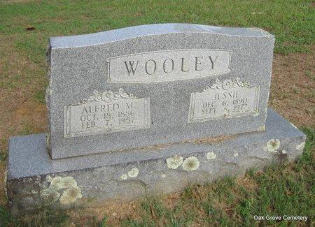 WOOLEY, JESSIE - Faulkner County, Arkansas   JESSIE WOOLEY - Arkansas Gravestone Photos