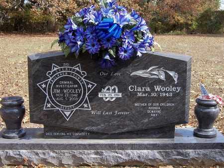 WOOLEY (PUBLIC SERVANT), JIM - Faulkner County, Arkansas   JIM WOOLEY (PUBLIC SERVANT) - Arkansas Gravestone Photos