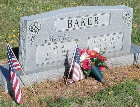 BAKER, AGUSTA MARY - Franklin County, Arkansas   AGUSTA MARY BAKER - Arkansas Gravestone Photos