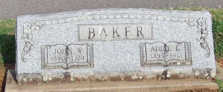 BAKER, JOHN W - Franklin County, Arkansas | JOHN W BAKER - Arkansas Gravestone Photos