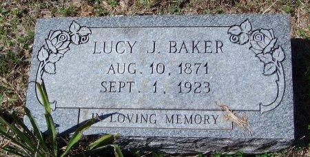 "BAKER, LUCINDA ""LUCY"" - Franklin County, Arkansas | LUCINDA ""LUCY"" BAKER - Arkansas Gravestone Photos"