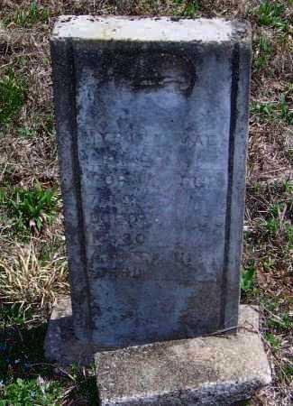 BAKER, MYRTLE MAE - Franklin County, Arkansas | MYRTLE MAE BAKER - Arkansas Gravestone Photos