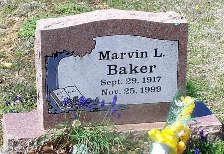 BAKER, MARVIN L - Franklin County, Arkansas | MARVIN L BAKER - Arkansas Gravestone Photos