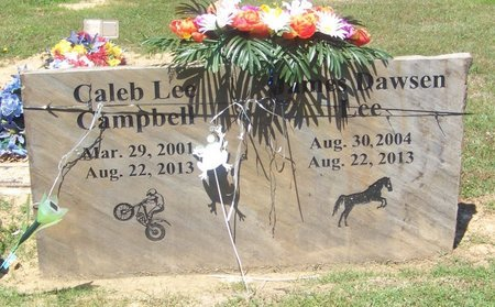 CAMPBELL, CALEB LEE - Franklin County, Arkansas | CALEB LEE CAMPBELL - Arkansas Gravestone Photos