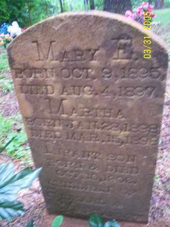CAMPBELL, MARY E - Franklin County, Arkansas | MARY E CAMPBELL - Arkansas Gravestone Photos