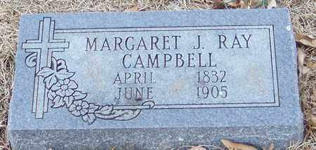 CAMPBELL, MARGARET J RAY - Franklin County, Arkansas | MARGARET J RAY CAMPBELL - Arkansas Gravestone Photos