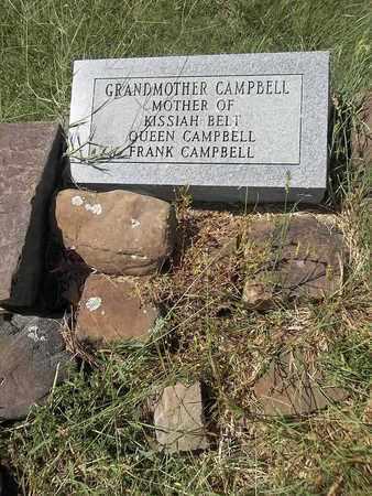 CAMPBELL, MARY - Franklin County, Arkansas | MARY CAMPBELL - Arkansas Gravestone Photos