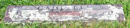 CAMPBELL, RICHARD D - Franklin County, Arkansas | RICHARD D CAMPBELL - Arkansas Gravestone Photos