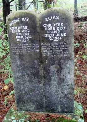 CHILDERS, WINNIE MAY - Franklin County, Arkansas | WINNIE MAY CHILDERS - Arkansas Gravestone Photos