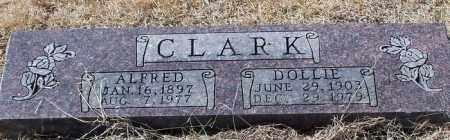 CLARK, DOLLIE - Franklin County, Arkansas | DOLLIE CLARK - Arkansas Gravestone Photos