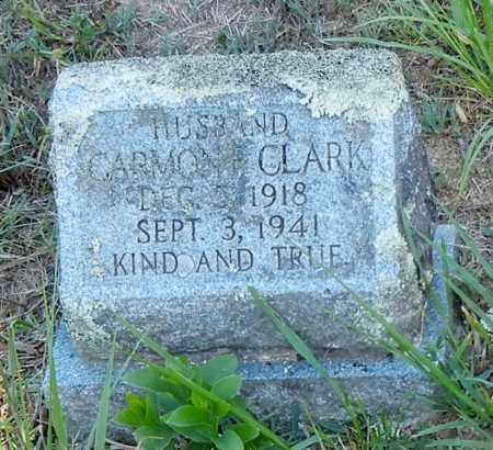 CLARK, CARMON F - Franklin County, Arkansas | CARMON F CLARK - Arkansas Gravestone Photos