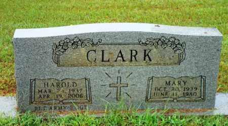 CLARK, MARY - Franklin County, Arkansas | MARY CLARK - Arkansas Gravestone Photos
