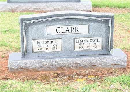 CLARK, EUGENIA - Franklin County, Arkansas | EUGENIA CLARK - Arkansas Gravestone Photos