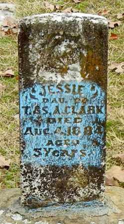 CLARK, JESSIE - Franklin County, Arkansas | JESSIE CLARK - Arkansas Gravestone Photos