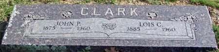CLARK, JOHN P - Franklin County, Arkansas | JOHN P CLARK - Arkansas Gravestone Photos