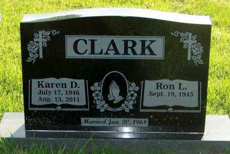 CLARK, KAREN DALAINE - Franklin County, Arkansas   KAREN DALAINE CLARK - Arkansas Gravestone Photos