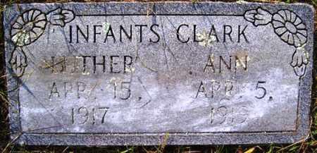 CLARK, ANN - Franklin County, Arkansas | ANN CLARK - Arkansas Gravestone Photos