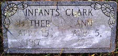 CLARK, LUTHER - Franklin County, Arkansas | LUTHER CLARK - Arkansas Gravestone Photos