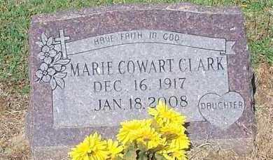 CLARK, MARIE - Franklin County, Arkansas | MARIE CLARK - Arkansas Gravestone Photos