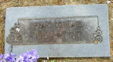 CORMACK, PEARL - Franklin County, Arkansas | PEARL CORMACK - Arkansas Gravestone Photos