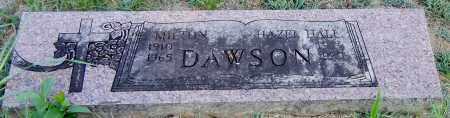 DAWSON, HAZEL - Franklin County, Arkansas | HAZEL DAWSON - Arkansas Gravestone Photos