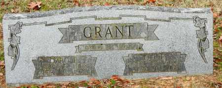 JAMESON GRANT, OLLIE - Franklin County, Arkansas | OLLIE JAMESON GRANT - Arkansas Gravestone Photos