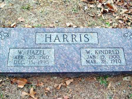 HARRIS, WILLIE HAZEL - Franklin County, Arkansas | WILLIE HAZEL HARRIS - Arkansas Gravestone Photos