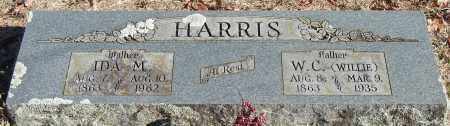 HARRIS, IDA M - Franklin County, Arkansas   IDA M HARRIS - Arkansas Gravestone Photos