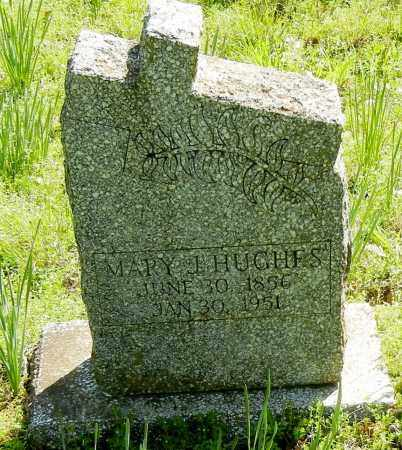 HUGHES, MARY JANE - Franklin County, Arkansas | MARY JANE HUGHES - Arkansas Gravestone Photos